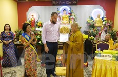 Trung tâm văn hóa Phật giáo cấp tỉnh đầu tiên của người Việt tại Séc