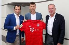 Á quân thế giới Ivan Perisic chính thức gia nhập Bayern Munich
