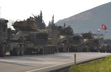 Syria tố cáo Thổ Nhĩ Kỳ ủng hộ các nhóm khủng bố ở tỉnh Idlib