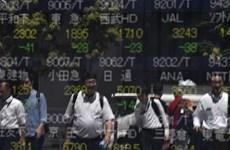 Các thị trường chứng khoán châu Á tăng điểm trong ngày 14/8