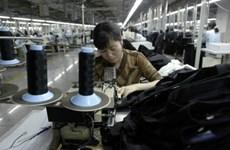 Sản phẩm dệt may nhập khẩu của Trung Quốc bị ảnh hưởng bởi Mỹ