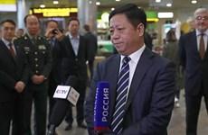 Nga-Trung đặt mục tiêu nâng kim ngạch thương mại song phương
