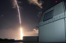 Mỹ không có kế hoạch triển khai tên lửa đạn đạo tại châu Âu