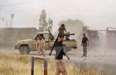 Libya: Quân đội miền Đông tấn công lực lượng của Chính phủ
