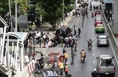 Thái Lan bắt giữ thêm nghi can liên quan loạt vụ đánh bom tại Bangkok
