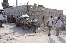 Phiến quân al-Shabaab tấn công vào căn cứ quân sự ở miền Nam Somalia