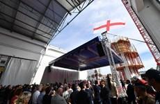 Italy tưởng niệm 1 năm xảy ra thảm họa sập cầu cạn Morandi