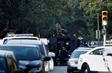 Cận cảnh vụ đấu súng ở Philadelphia khiến 6 cảnh sát bị thương