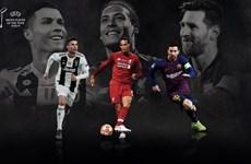 Chốt danh sách 3 ứng viên tranh Cầu thủ xuất sắc nhất mùa giải