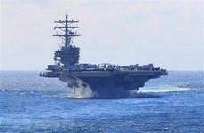 Chuyên gia: Trung Quốc không đủ khả năng đe dọa tàu sân bay Mỹ