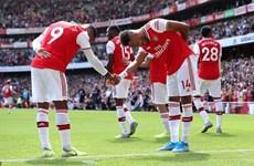 Đánh bại Burnley, Arsenal tạm chiếm ngôi đầu Premier League