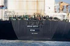 Iran: Tàu chở dầu Grace 1 đổi tên để phù hợp với luật pháp quốc tế
