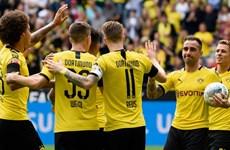 Dortmund 'phô trương sức mạnh' ngay vòng mở màn Bundesliga