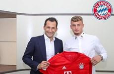 Bayern Munich chính thức đón thêm tân binh người Pháp
