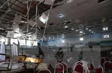 Afghanistan cam kết xóa sổ nơi trú ẩn của IS sau vụ đánh bom đám cưới