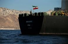 Hy Lạp khẳng định chưa nhận được yêu cầu cập cảng của tàu chở dầu Iran