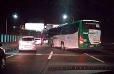 Brazil: Bắt cóc xe khách chở hàng chục người ở Rio de Janeiro