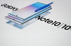 Số lượng Galaxy Note 10 được đặt mua trước đạt 1,3 triệu chiếc