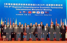 Các nước châu Á-Thái Bình Dương thúc đẩy việc sớm hoàn tất RCEP
