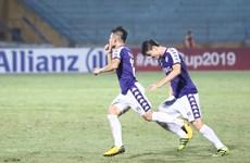 Cận cảnh Quang Hải lập siêu phẩm giúp Hà Nội FC hạ Altyn Asyr
