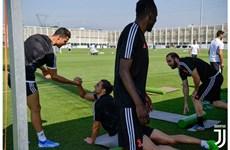 Juventus đã sẵn sàng cho hành trình bảo vệ ngôi vương Serie A
