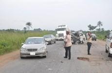 Nhiều người thiệt mạng trong vụ tai nạn đường bộ tại Nigeria