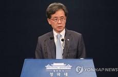Hàn Quốc chia sẻ thông tin quân sự với Nhật Bản thông qua cơ chế 3 bên