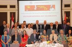 Trang trọng Lễ kỷ niệm 74 năm Quốc khánh 2/9 tại Canada