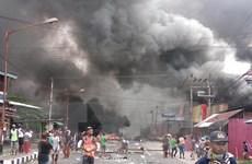 Indonesia: Hơn 270 tù nhân vượt ngục đã tự nguyện quay về