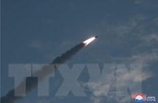 Mỹ thông báo theo dõi sát vụ phóng mới nhất của Triều Tiên
