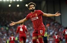 Premier League: Liverpool độc chiếm ngôi đầu, M.U thua sốc