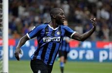 Kết quả bóng đá: Romelu Lukaku ghi bàn, Inter lên đỉnh Serie A