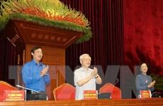 [Photo] Tổng Bí thư, Chủ tịch nước gặp mặt Đảng viên trẻ tiêu biểu