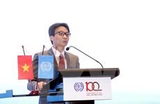 Việt Nam kỷ niệm 100 năm thành lập Tổ chức Lao động Quốc tế