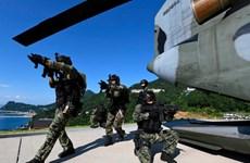 Mỹ chỉ trích Hàn Quốc về cuộc tập trận ở quần đảo tranh chấp với Nhật
