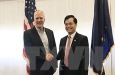 Tăng cường hợp tác giữa Việt Nam và bang Alaska của Mỹ