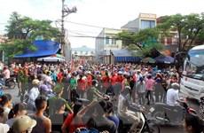 Hải Phòng: Công ty TNHH KaiYang Việt Nam lại ngừng hoạt động