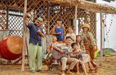 Anh Thầy Ngôi Sao: Nguồn năng lượng vui vẻ từ dàn diễn viên nhí