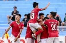Hồng Lĩnh Hà Tĩnh chính thức giành vé thăng hạng V-League