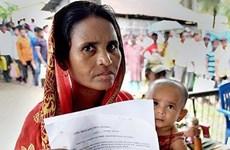 Ấn Độ siết chặt an ninh tại Assam trước khi công bố danh sách công dân