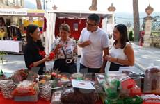 Quảng bá nông sản Việt Nam tại Hội chợ quốc tế ớt ở Italy