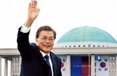 Tổng thống Hàn Quốc Moon Jae-in bắt đầu công du Đông Nam Á