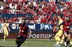 """Kết quả: Torres khiến Barcelona 'nếm trái đắng,"""" Juventus hạ Napoli"""