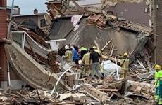 Bỉ: Nổ lớn tại thành phố Antwerp, phá hủy nhiều ngôi nhà