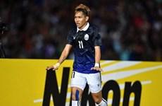 Vòng loại World Cup 2022: Campuchia bất ngờ loại ngôi sao sáng nhất