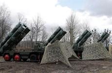 Vệ tinh do thám Israel xác định vị trí Thổ Nhĩ Kỳ triển khai S-400