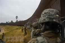 Bộ Quốc phòng Mỹ dành 3,6 tỷ USD ngân sách để xây tường biên giới