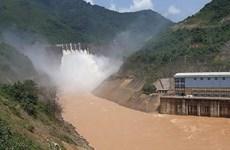 Nghệ An cùng một lúc xả nước hồ thủy điện Khe Bố và Chi Khê