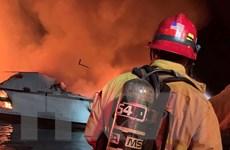 Mỹ ngừng tìm kiếm hành khách mất tích sau vụ cháy tàu lặn