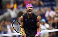 Gieo sầu cho Schwartzman, Nadal thẳng tiến bán kết US Open 2019